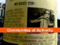Communities of Authority