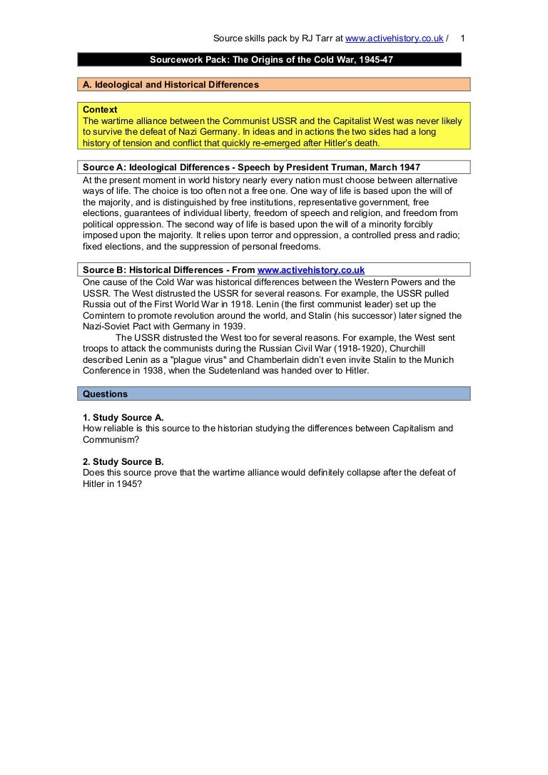 worksheet origins of the cold war worksheet joindesignseattle worksheet origins of the cold war worksheet source pack origins cold war
