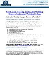 South Asian Wedding Toronto, South Asian Wedding Packages Toronto | Toronto Plaza Hotel