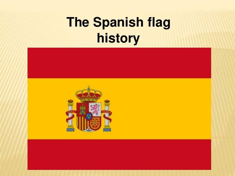 Spanish Flag History
