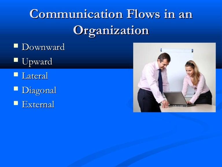 Communication Flows In An Organization