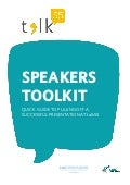 Tell your story: IABC Victoria talk55 speakers' toolkit