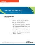 Specialty Biocides 2010 Brazil - Brochure