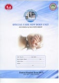 Special care newborn unit   guna. pdf