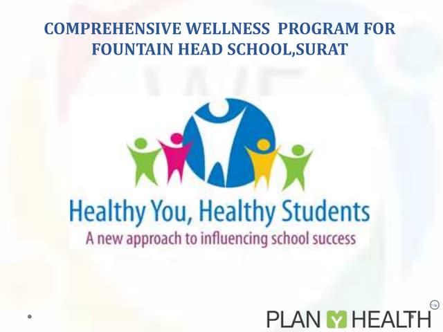 Special school program  - Plan MY Health