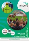 Spectator safety apprenticeship, Spectator Safety Qualification,