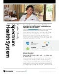 Spectrum Health System Case Study