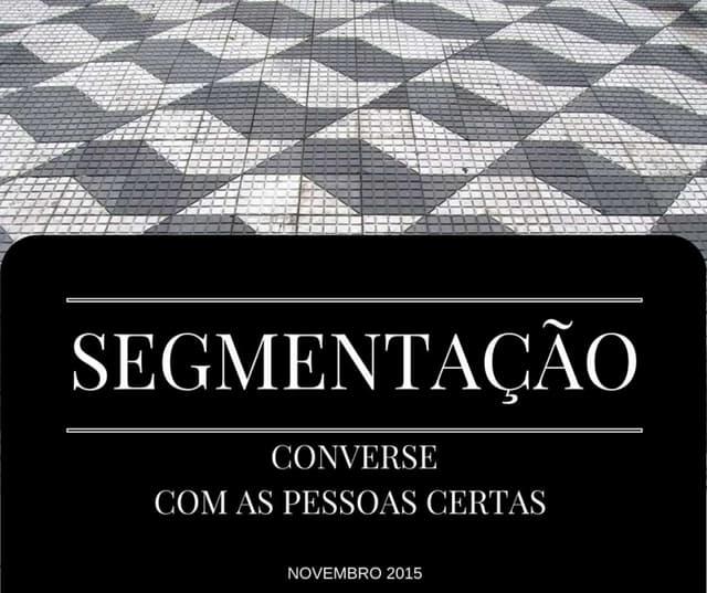 Segmentação de Alvo - Interesses Paulistanos