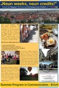 WVU Study Abroad in Germany - SPICE 2014