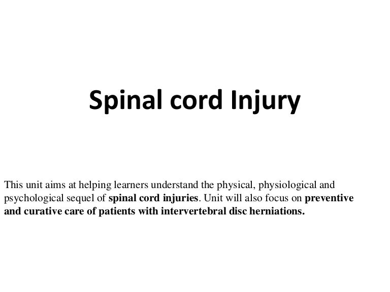 Spinal cord injury c4 sexual performance