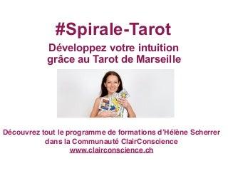 Spirale-Tarot sur l