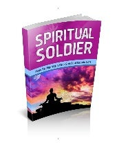 Spiritual soldier_15 Minute Manifestation