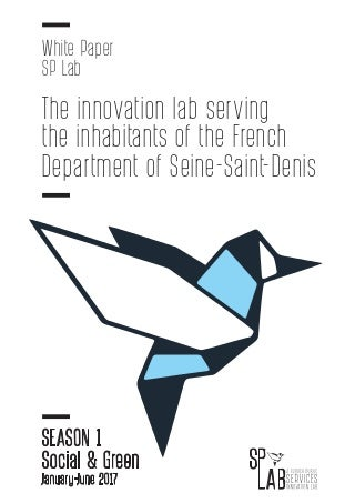 White Paper on the creation of an innovation lab on public policies -(2017)