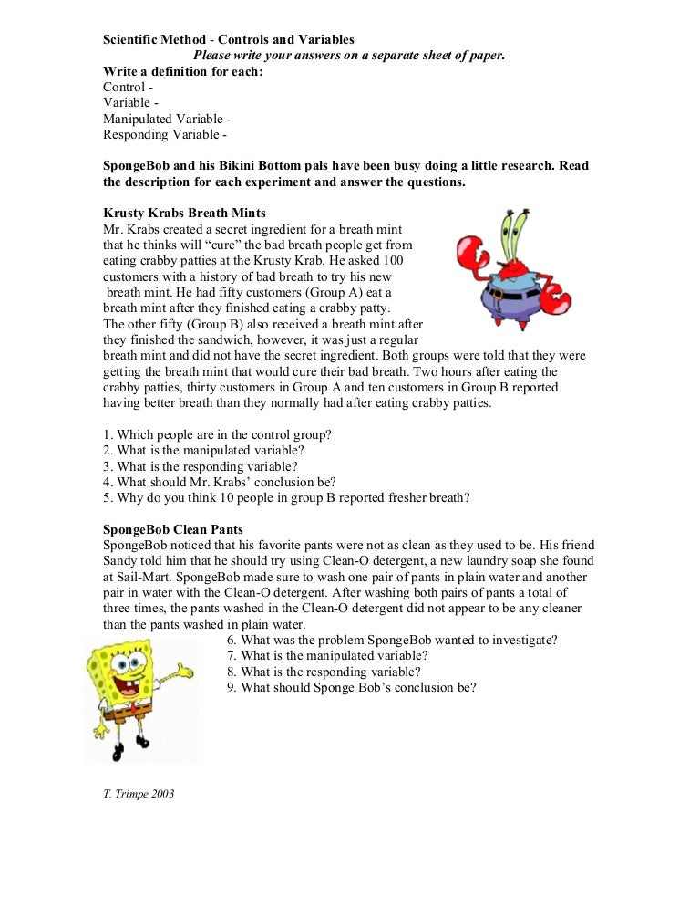 Printables Science And The Scientific Method Worksheet Answer Key simpson scientific method worksheet davezan simpsons answers versaldobip
