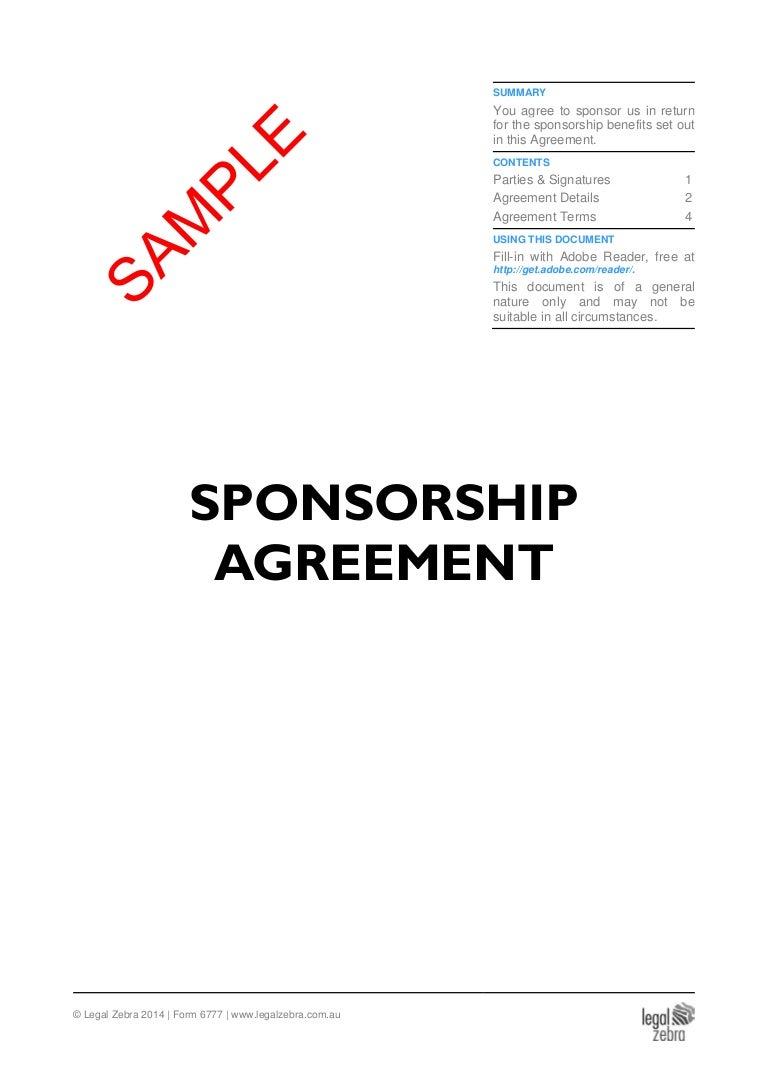Joint Venture Agreement | Freewordtemplates