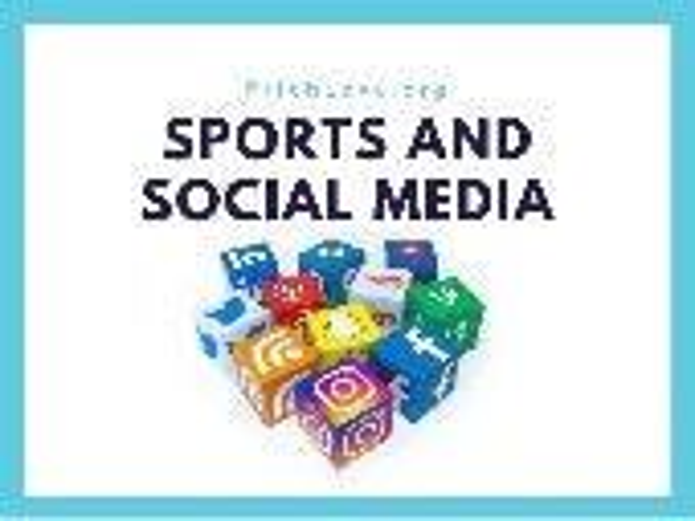 Sports and Social Media