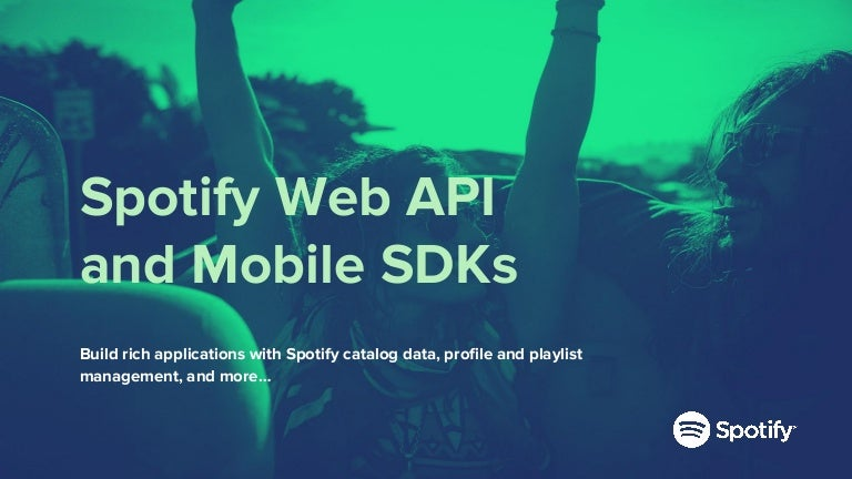 Audio Analysis with Spotify's Web API