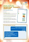Spotlight on seven day therapy services