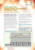 Spotlight on transient ischaemic attack (TIA) - a seven day service - stroke