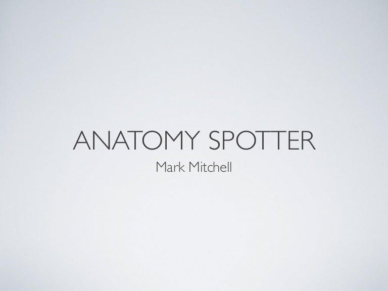 Spotter copy