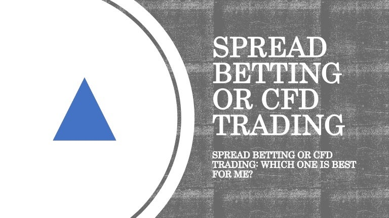 trading forex vs cfd