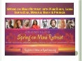 Spring on maui retreat with ram dass lama surya das