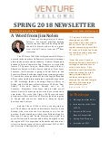 Spring 2018 VF Newsletter