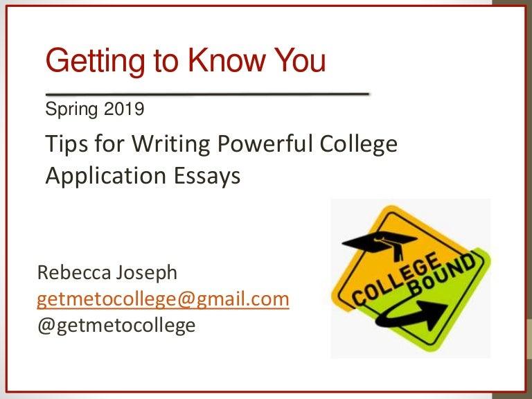 Essay Workshop – Quest College Consulting