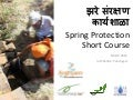 Learning about Springs & Groundwater_ Dr.Jared Buono and Dr. Himanshu Kulkarni_2014