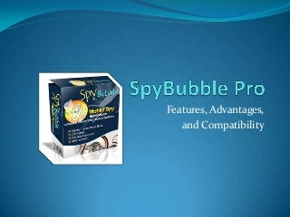 Spybubble Mobile Telephone Spy Software