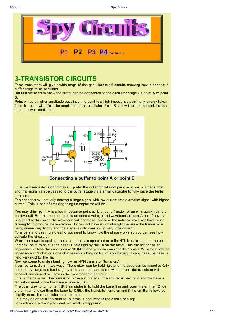 Spy Circuits P2 Bjt Voltage Divider Bias Public Circuit Online Simulator