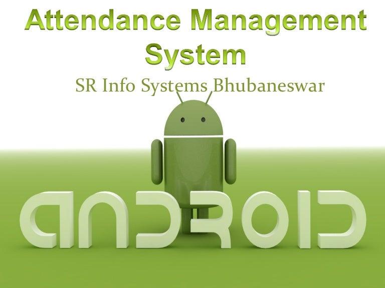 Srand002 attendance management system
