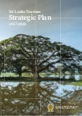 SRI LANKA | Tourism strategic plan and action 2017 - 2020
