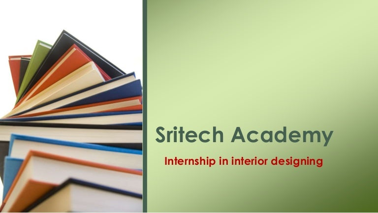 Internship In Interior Designing