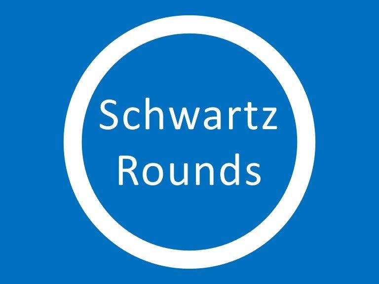schwartz rounds at imperial