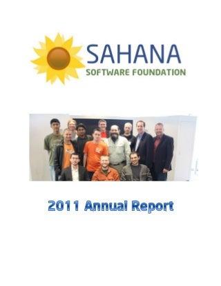 SSF 2011 Annual Report
