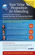 """14th Annual North American Shared Services & Outsourcing Week"
