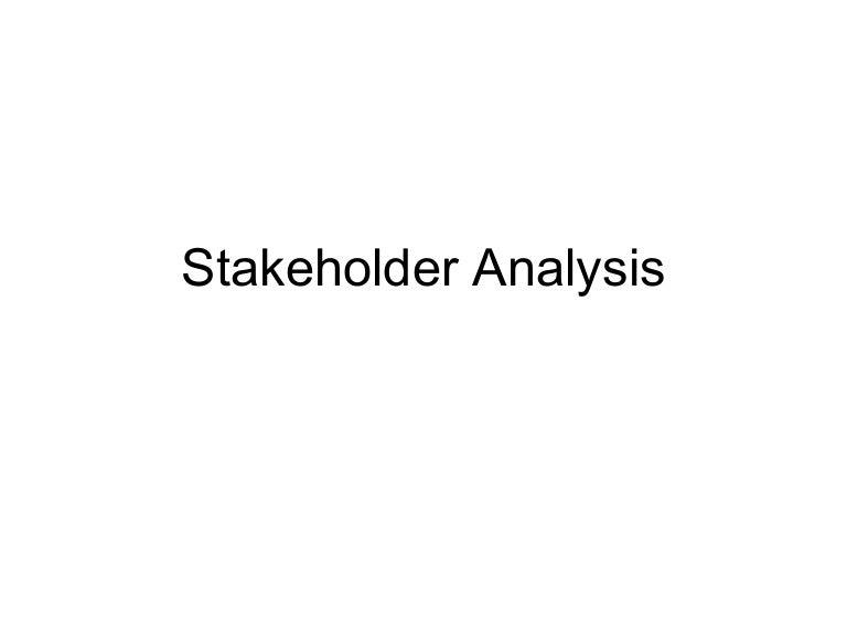 stakeholderanalysis090723033730phpapp02thumbnail4jpgcb 1248320266 – Stakeholder Needs Analysis Template