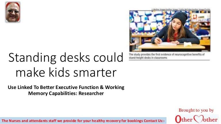 Prime Standing Desks Could Make Kids Smarter Best Image Libraries Weasiibadanjobscom