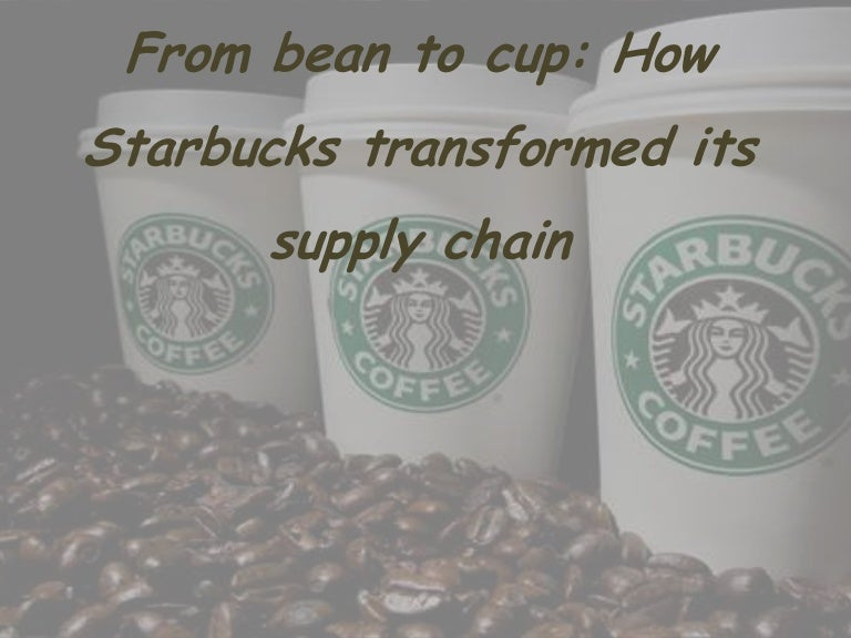 inventory management at starbucks Starbucks' closely managed supply chain may be the key to the premium coffee giant's success this article is part of a series of articles written by mba students and graduates from the university of new hampshire peter t paul college of business and economics the secret is the supply chain.