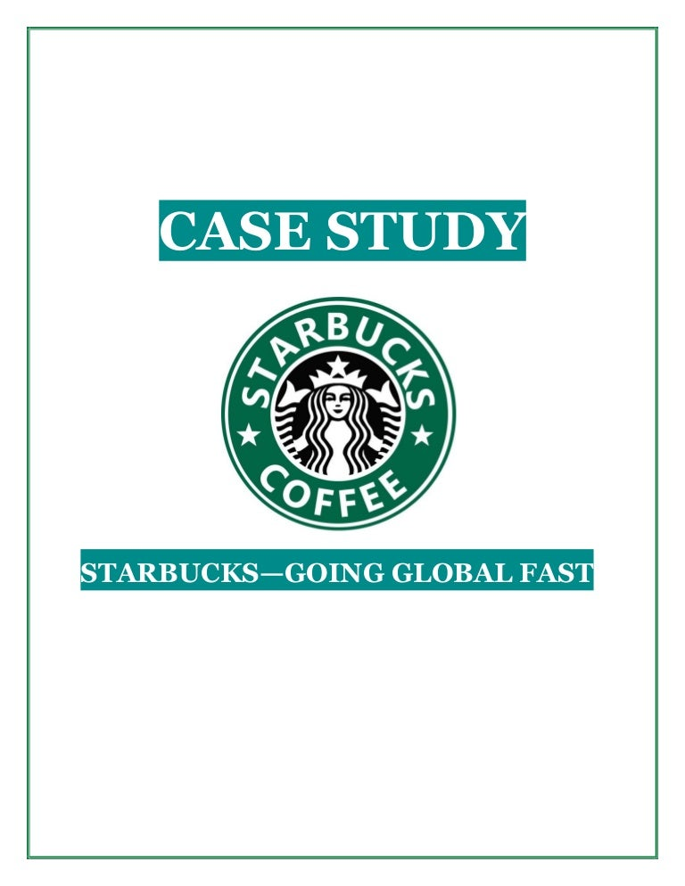 ivey trouble brews at starbucks case study Starbucks case analysis questions please answer all the following questions as they relate to the case please utilize as much outside resources as you deem necessary to reinforce your answers—especially the last question remember that this case is over 10 years old and starbucks.