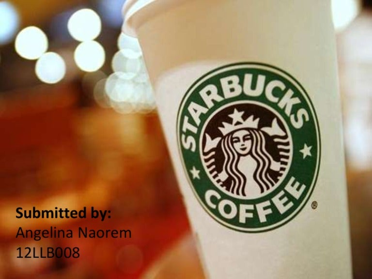 starbucks ppt, Modern powerpoint