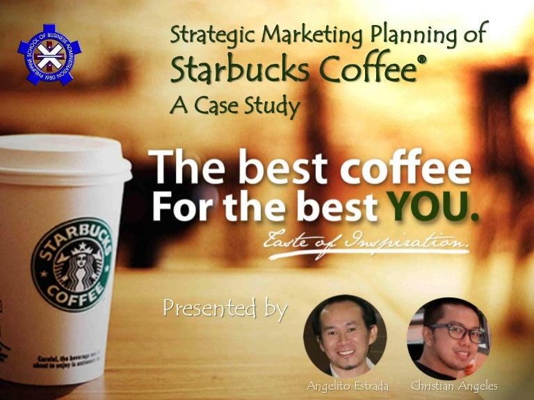 starbucks case study strategic management
