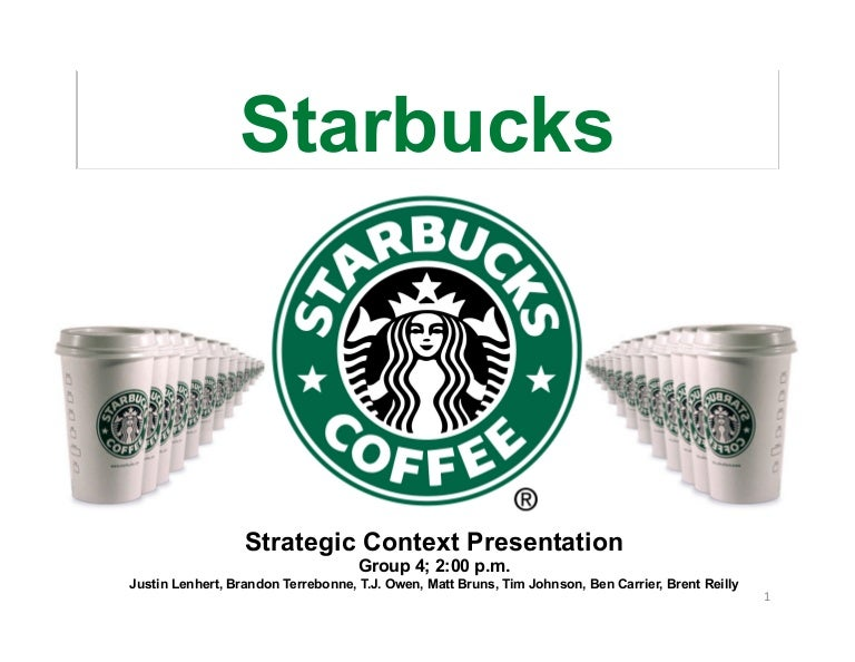 starbucks case studyc Starbucks is one of the best consumer experience-led brands while certain consumers believe it is a great coffee, in some blind taste tests, their coffee has finished middle of the pack starbucks builds everything around the consumer experience the brand views itself as being in the moments.