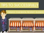 Tips To Successfully Manage Your Rental Property Business