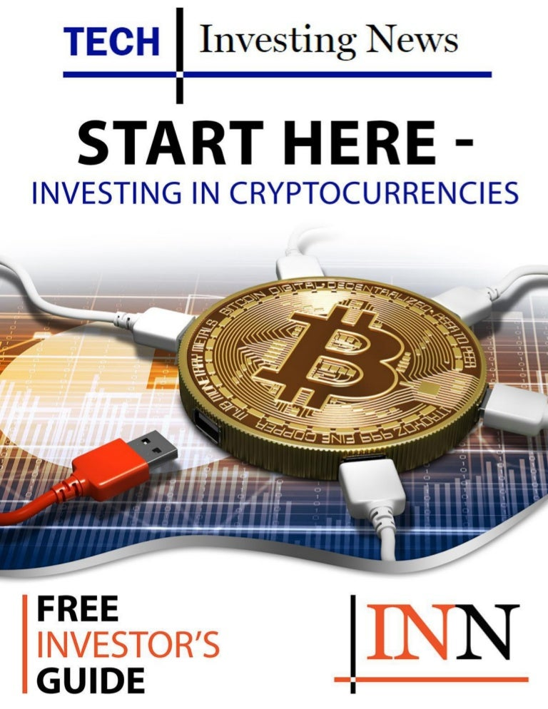 Start investing in cryptocurrency
