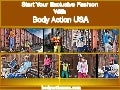Start Exclusive Fashion Shopping with Body Action USA