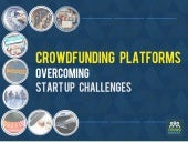 How crowdfunding platforms help to overcome startup challenges