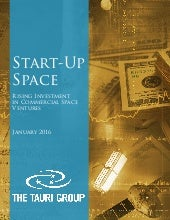 Start-up Space Tauri Group 2016 -