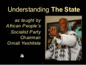 Understanding The State